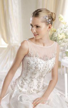 La Sposa IMBER at A Princess Bride Couture www.princessbridecouture.com