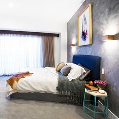 The Block Octagon: Combined Apartment [bedroom + ensuite]