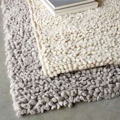 Living Room or Dining Room area rugs!
