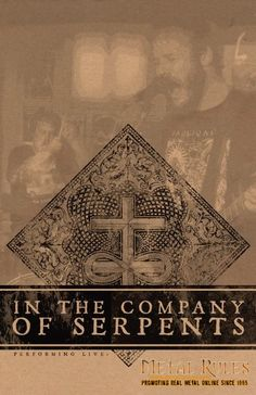 My review with Grant Netzorg of In the Company of Serpents