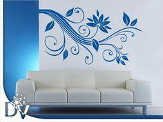3. MODERN VIRÁG Creative Wall Decor, Creative Walls, Modern Wall Decor, Front Wall Design, Tv Wall Design, Bedroom Wall Designs, Accent Wall Bedroom, Paint Colors For Living Room, Room Colors