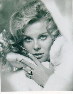 Swedish-American actress, singer and dancer, Ann-Margret