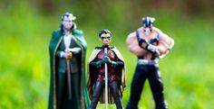Ra's Al Ghul, Robin & Bane