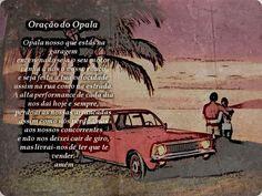 Oração do Opala!