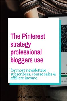 If you're running a blog, Instagram account or TikTok account, Pinterest is a big win. It not only drives traffic (#1 referral in Google Analytics for many), you can now offer your products via the 'Shop' button and make money using affiliate links. Time to schedule Pinterest for a more strategic attack! There are many Pin strategies you've heard before and that everybody use, but these are only known by professional bloggers! #pinteresttips #marketingstrategy #pintereststrategy #tailwind Content Marketing, Affiliate Marketing, Google Analytics, Online Income, Blogger Tips, Blogging For Beginners, Business Tips, Online Courses, How To Make Money