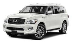 Find a used Infiniti QX80 in stock near Schaumburg at Infiniti of Hoffman Estates. Contact us today and we'll get you behind the wheel for a test drive!