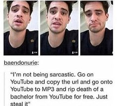 Brendon Urie #P!ATD