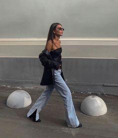 Fashion Mode, Fashion Killa, Look Fashion, Autumn Fashion, Street Style Fashion, Classy Street Style, Casual Chic Style, Fasion, Fashion Fashion