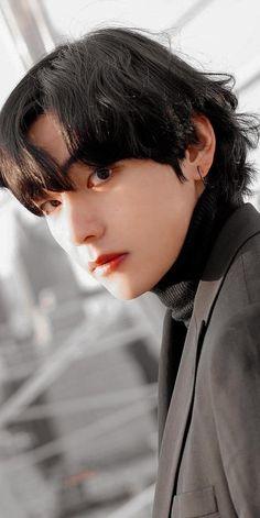 Kim Taehyung - V bangtan bts taehyung - Taehyung Selca, Bts Jungkook, Namjoon, Taehyung Smile, Daegu, Foto Bts, Bts Kim, V Bts Cute, V Cute