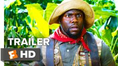 Jumanji: Welcome to the Jungle International Trailer #1 (2017) | Moviecl...