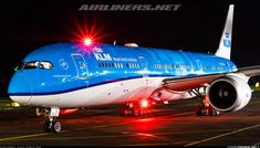 Boeing 787-9 Dreamliner - KLM - Royal Dutch Airlines | Aviation Photo #4707565 | Airliners.net