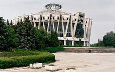 Chisinau Circus (1981) Chisinau, Moldavia