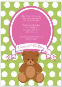 16 best party build a bear birthday images on pinterest build a