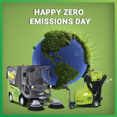 Zero emission machine City Clean, Renewable Sources Of Energy, Neat And Tidy, Zero, Day, Green