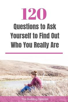 The ultimate list of questions to ask yourself for deep personal insight and personal development. self discovery questions Deep Questions To Ask, Personal Questions, This Or That Questions, Becoming A Better You, Getting To Know You, How To Become, Relationship Questions, Life Questions, Relationship Tips