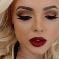 maquillaje de noche-6