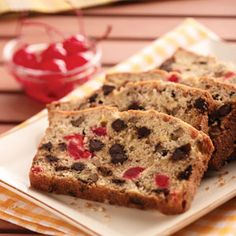 Banana Split Bread Recipe--need to try this!