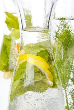 Fat Flush water featured on The Biggest Loser.