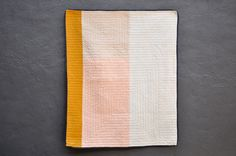 https://flic.kr/p/sP93U7 | Erica's Whole Cloth Quilt | Whole Cloth Quilt the workroom Toronto, ON January 2015