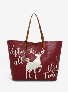 After all this time? Always | Harry Potter Always Tote - BoxLunch Exclusive