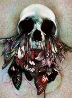 Intense Skull
