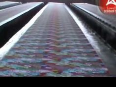 India Textile Fabric printing Video3