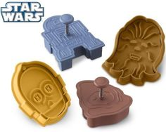Star Wars Press-and-Stamp Cookie Cutters, Set of 4 Droids and Aliens: R2-D2, C-3PO, Jawa and Chewbacca by Williams-Sonoma, http://www.amazon.com/dp/B009DUO1DK/ref=cm_sw_r_pi_dp_sw0crb09EPFZK