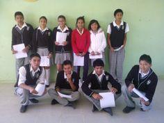 14/03/2014 Mis alumnos :3
