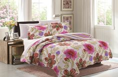 Lana 3 Piece Quilt Set