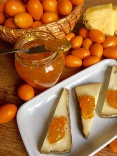 Marmellata di Kumquat e Ananas (metodo Ferber)