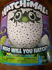 New Hatchimals Draggles Blue/Purple Egg Toy Interactive 2016 by SpinMaster
