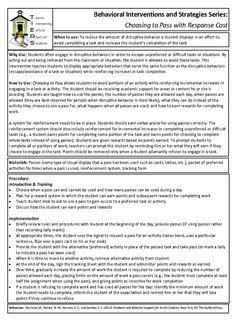oppositional defiant disorder checklist pdf