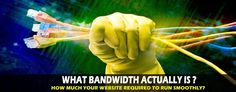 What is Hosting Bandwidth and how much your website required Faces, Website, Blog, The Face, Blogging, Face