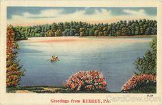 Greetings From Kersey Pennsylvania