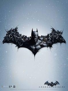 Batman: Arkham Origins: Poster