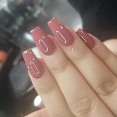 Hungry for basic nails desing? Try and view this quite awesome plan number 3849398701 here. Sns Nails Colors, Mauve Nails, Pink Acrylic Nails, Aycrlic Nails, Neutral Nails, Pink Nails, Basic Nails, Nagel Gel, Stylish Nails