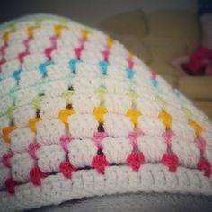 #instagood #crochetblanket #crochet #craftastherapy #wip #instacrochet