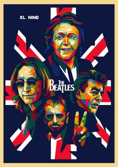 The beatles in WPAP