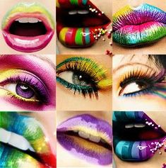 Love how colorful, wish this was the norm