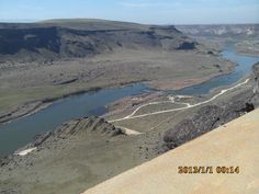 PT MARCH 2015 KUNA IDAHO, DEDICATION POINTE, SNAKE RIVER, SAW FALLS AREA.