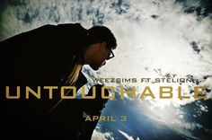 #UNTOUCHABLE video dropping tomorrow