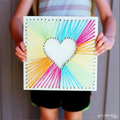 Prev3 of 11Next Love. Trolls are all about love. Spread some cheer by crafting these darling heart string boards. Source: Sugar Bee Crafts Prev3 of 11Next