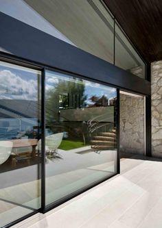 Vitrocsa Glass sliding doors