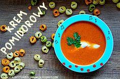 Clauditte Miss Cooking: Krem pomidorowy