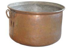 19th-C. Copper Basin