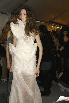 Cool Chic Style Fashion: 2007 - Nina Ricci by Olivier THeyskens