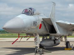 2017.07.23 #Chitose #JASDF #F15 Fighter Aircraft, Fighter Jets, Airplane Design, Aircraft Photos, Military Aircraft, Air Force, Eagles, Vehicles, Japanese