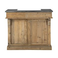 Mueble bar de madera reciclada Pagnol