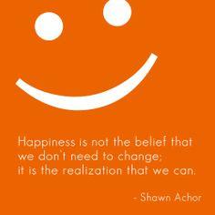 Shawn achor the happiness advantage