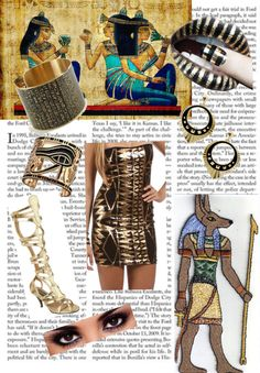 """""""Egypt"""" by kebrammer1 ❤ liked on Polyvore"""